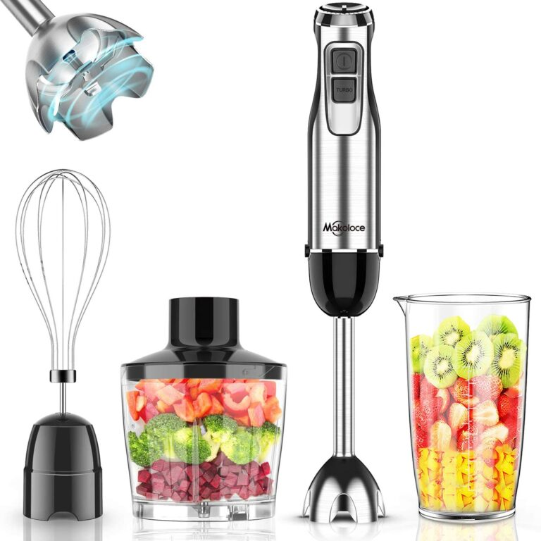Is an immersion blender worth it